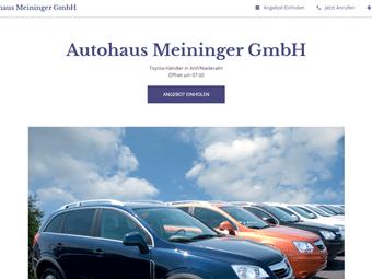 Autohaus Meininger