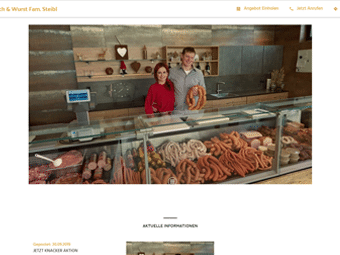 Firma Steibl Fleischwaren