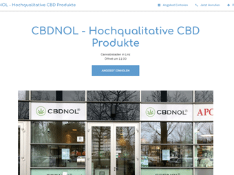CBD Nol Hochwertige CBD Produkte